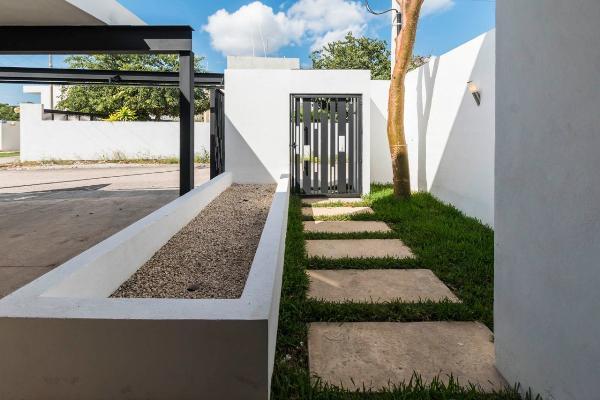 Foto de casa en venta en s/n , cholul, mérida, yucatán, 9956912 No. 16