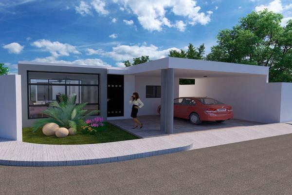 Foto de casa en venta en s/n , cholul, mérida, yucatán, 9961088 No. 01