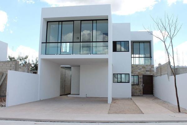 Foto de casa en venta en s/n , cholul, mérida, yucatán, 9961168 No. 01