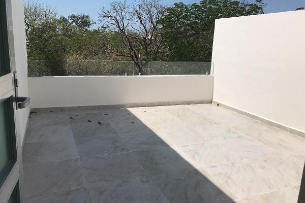 Foto de casa en condominio en venta en s/n , cholul, mérida, yucatán, 9963998 No. 08