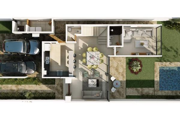 Foto de casa en condominio en venta en s/n , cholul, mérida, yucatán, 9964715 No. 01