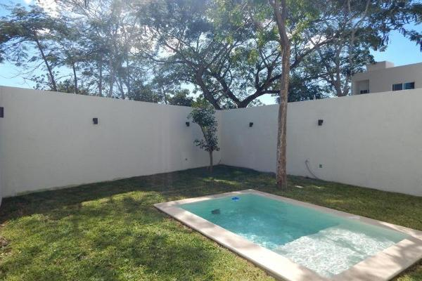 Foto de casa en venta en s/n , cholul, mérida, yucatán, 9966738 No. 18