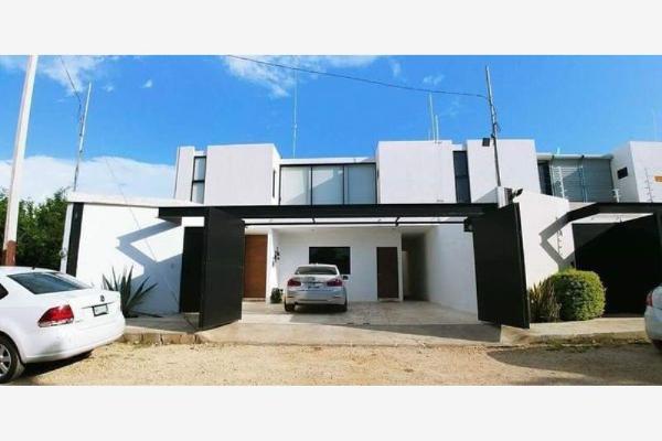 Foto de casa en venta en s/n , las margaritas de cholul, mérida, yucatán, 9970319 No. 01