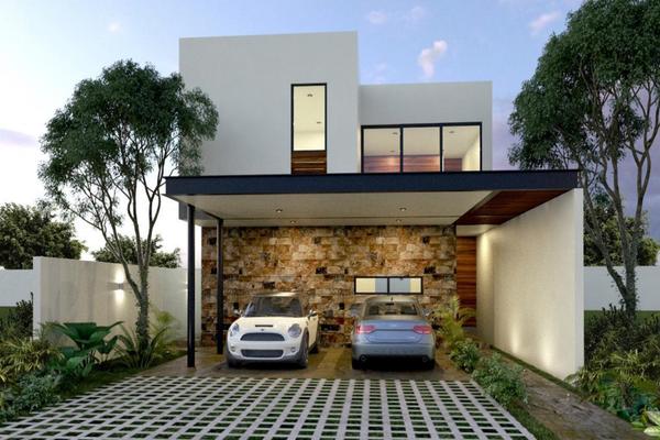 Foto de casa en condominio en venta en s/n , cholul, mérida, yucatán, 9970339 No. 01