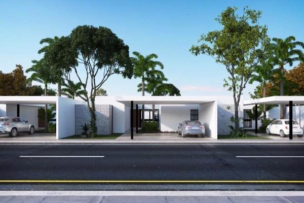 Foto de casa en venta en s/n , cholul, mérida, yucatán, 9971518 No. 01