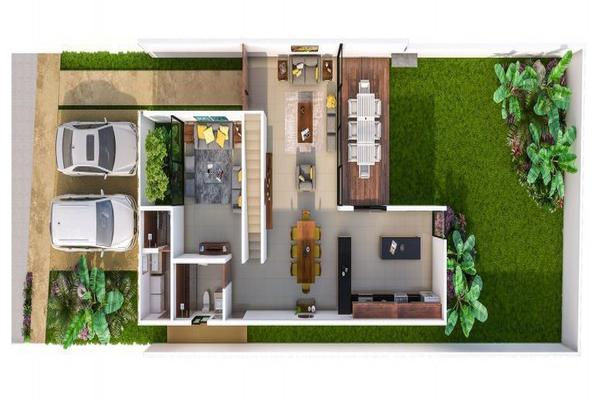 Foto de casa en venta en s/n , cholul, mérida, yucatán, 9974154 No. 02