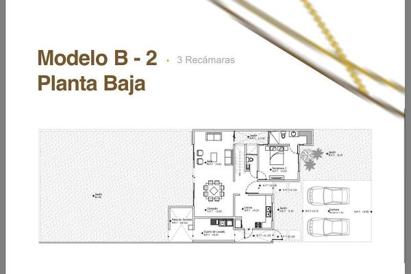 Foto de casa en venta en s/n , cholul, mérida, yucatán, 9975186 No. 12