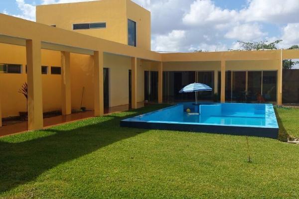 Foto de casa en venta en s/n , cholul, mérida, yucatán, 9981969 No. 17