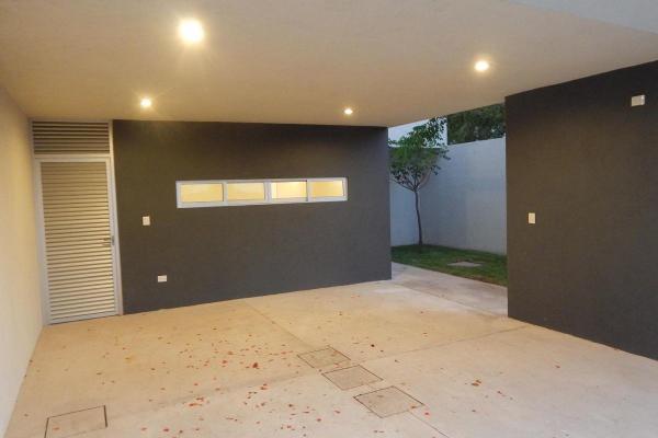 Foto de casa en venta en s/n , cholul, mérida, yucatán, 9986269 No. 10