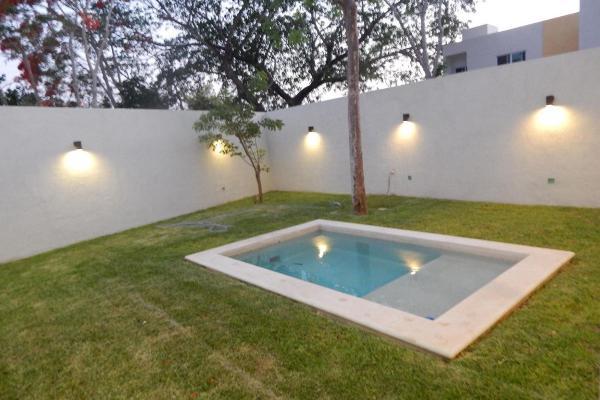 Foto de casa en venta en s/n , cholul, mérida, yucatán, 9986269 No. 09