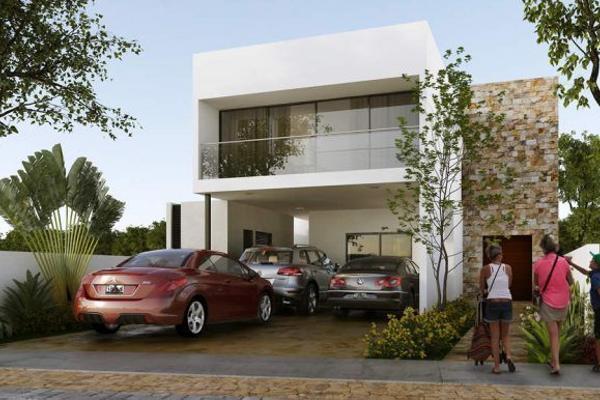 Foto de casa en venta en s/n , cholul, mérida, yucatán, 9986378 No. 01
