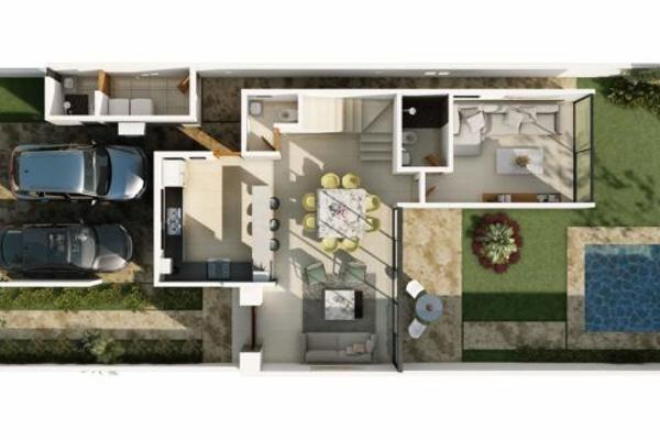 Foto de casa en venta en s/n , cholul, mérida, yucatán, 9986378 No. 12