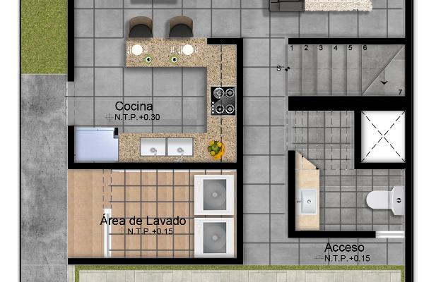 Foto de casa en venta en s/n , chuburna de hidalgo, mérida, yucatán, 5951177 No. 06