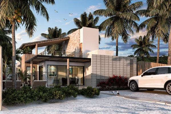 Foto de casa en venta en s/n , chuburna puerto, progreso, yucatán, 9963616 No. 01