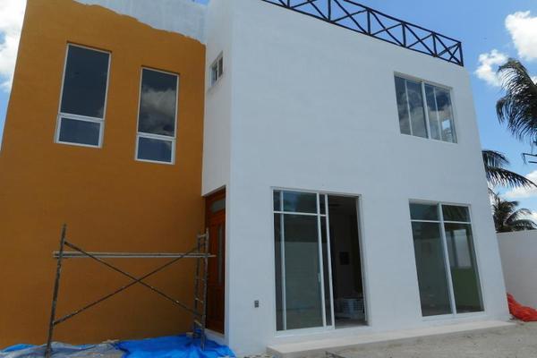 Foto de casa en venta en s/n , chuburna puerto, progreso, yucatán, 9982801 No. 01