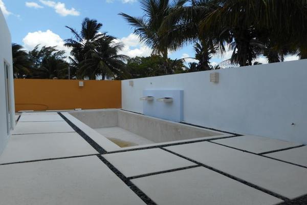 Foto de casa en venta en s/n , chuburna puerto, progreso, yucatán, 9982801 No. 02