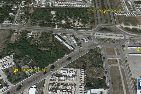 Foto de terreno habitacional en venta en s/n , ciudad caucel, mérida, yucatán, 5952775 No. 03
