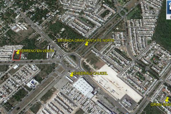 Foto de terreno habitacional en venta en s/n , ciudad caucel, mérida, yucatán, 5952775 No. 10