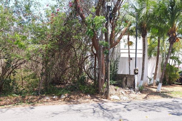 Foto de terreno habitacional en venta en s/n , club de golf la ceiba, mérida, yucatán, 10271738 No. 01