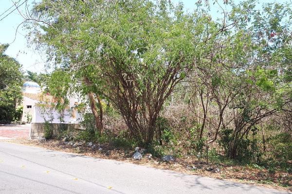 Foto de terreno habitacional en venta en s/n , club de golf la ceiba, mérida, yucatán, 10271738 No. 03