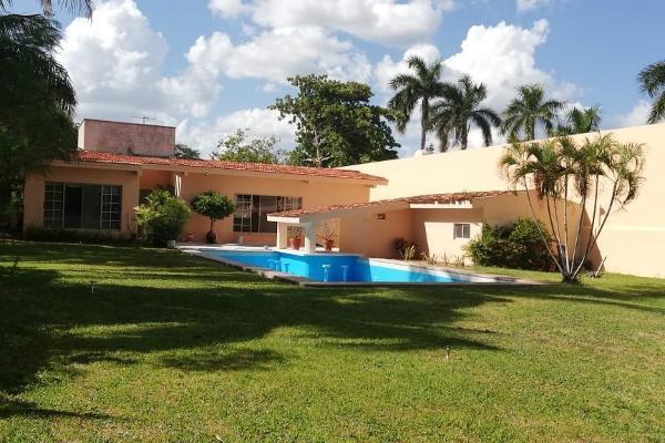 Foto de casa en venta en s/n , club de golf la ceiba, mérida, yucatán, 9994553 No. 08
