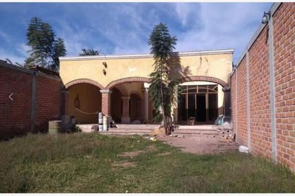 Foto de casa en venta en sn , cocula centro, cocula, jalisco, 12274840 No. 01