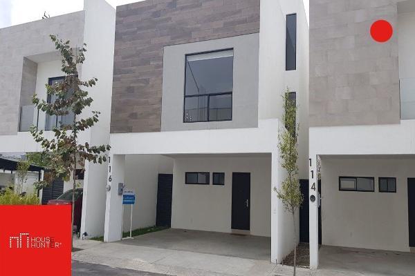 Foto de casa en venta en s/n , colinas de anáhuac, general escobedo, nuevo león, 9970501 No. 01