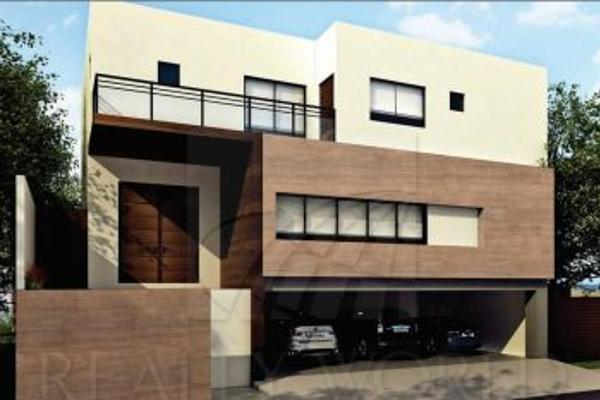 Foto de casa en venta en s/n , colinas del valle 2 sector, monterrey, nuevo león, 4679218 No. 01