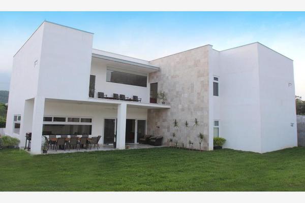 Foto de casa en venta en s/n , condado de asturias, santiago, nuevo león, 9986358 No. 01