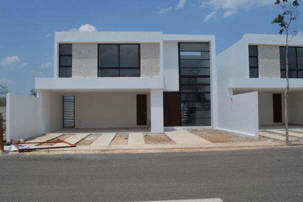 Foto de casa en venta en s/n , conkal, conkal, yucatán, 10286534 No. 01