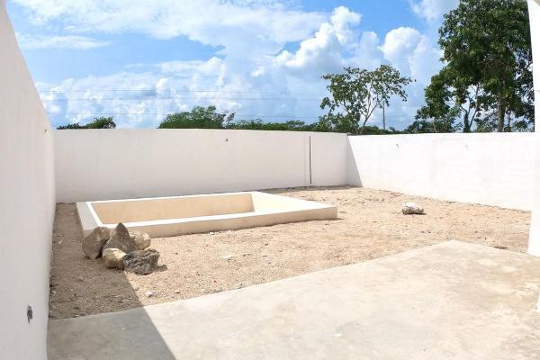 Foto de casa en condominio en venta en s/n , conkal, conkal, yucatán, 10300122 No. 06