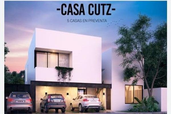 Foto de casa en venta en s/n , conkal, conkal, yucatán, 9950630 No. 01