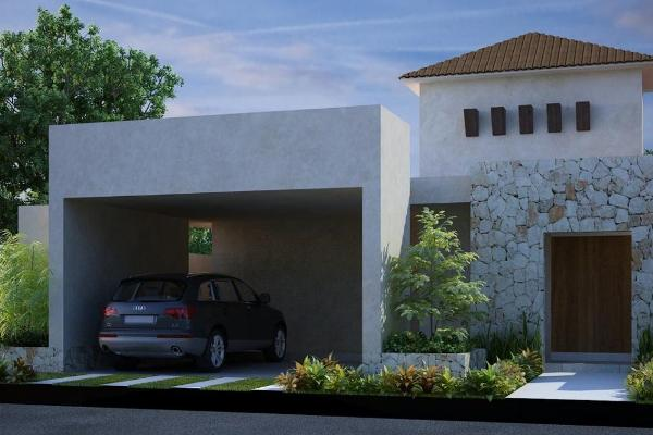 Foto de casa en condominio en venta en s/n , conkal, conkal, yucatán, 9957329 No. 01