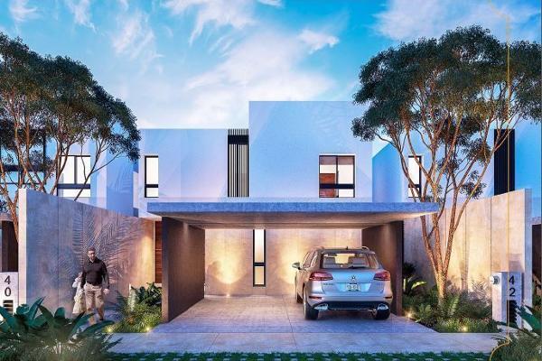 Foto de casa en venta en s/n , conkal, conkal, yucatán, 9961160 No. 01