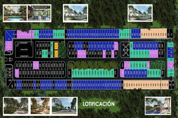 Foto de terreno habitacional en venta en s/n , conkal, conkal, yucatán, 9963081 No. 06