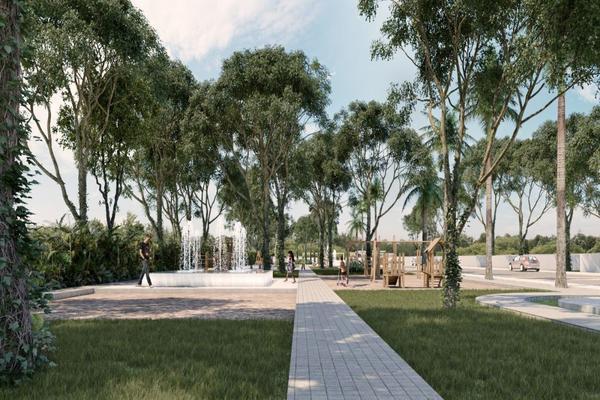 Foto de terreno habitacional en venta en s/n , conkal, conkal, yucatán, 9963081 No. 03