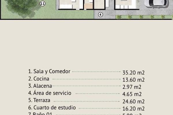Foto de casa en venta en s/n , conkal, conkal, yucatán, 9966254 No. 10