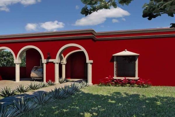 Foto de casa en venta en s/n , conkal, conkal, yucatán, 9974684 No. 01