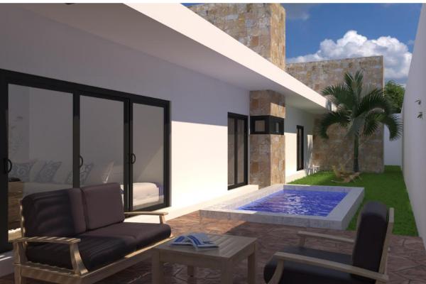 Foto de casa en condominio en venta en s/n , conkal, conkal, yucatán, 9978847 No. 01