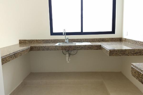Foto de casa en condominio en venta en s/n , conkal, conkal, yucatán, 9981284 No. 04