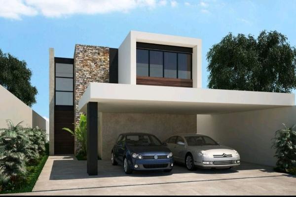 Foto de casa en venta en s/n , conkal, conkal, yucatán, 9981316 No. 01
