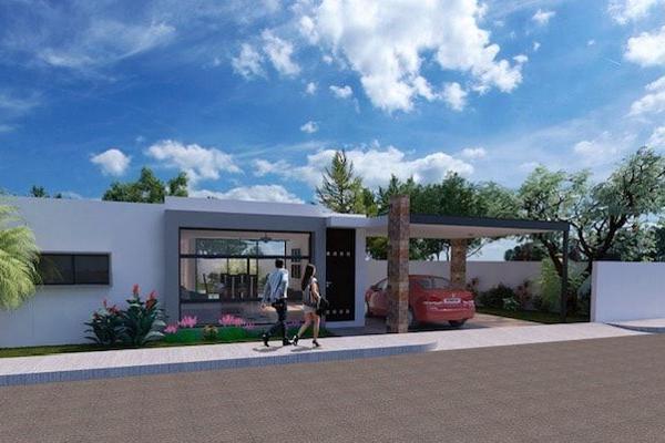 Foto de casa en venta en s/n , conkal, conkal, yucatán, 9981868 No. 01