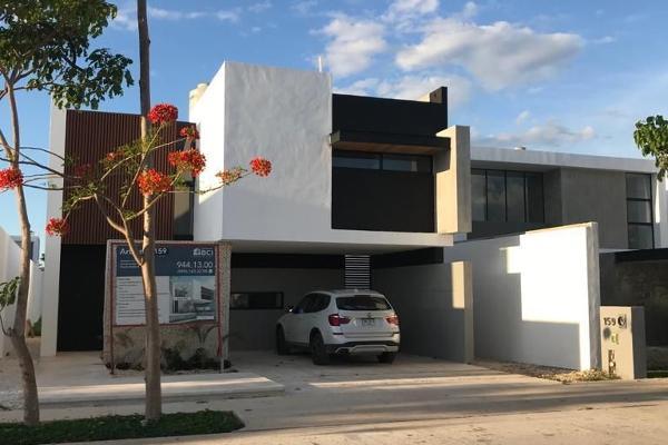 Foto de casa en condominio en venta en s/n , conkal, conkal, yucatán, 9992269 No. 01