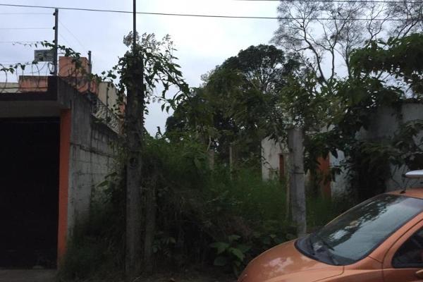 Foto de terreno habitacional en venta en sn , santa fe, córdoba, veracruz de ignacio de la llave, 6182790 No. 01
