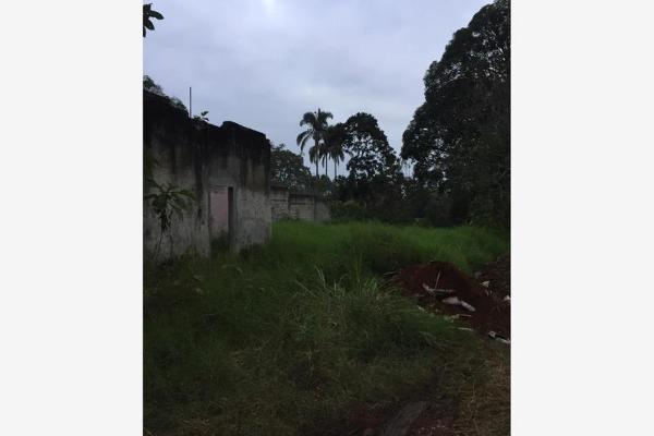Foto de terreno habitacional en venta en sn , santa fe, córdoba, veracruz de ignacio de la llave, 6182790 No. 03