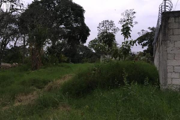 Foto de terreno habitacional en venta en sn , santa fe, córdoba, veracruz de ignacio de la llave, 6182790 No. 04