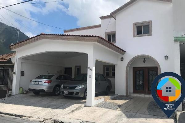 Foto de casa en venta en s/n , cortijo del río 3 sector, monterrey, nuevo león, 9959624 No. 01