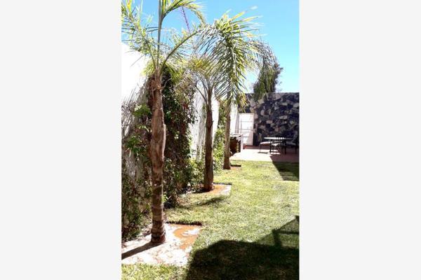 Foto de casa en venta en sn , cortijo residencial, durango, durango, 10085940 No. 07