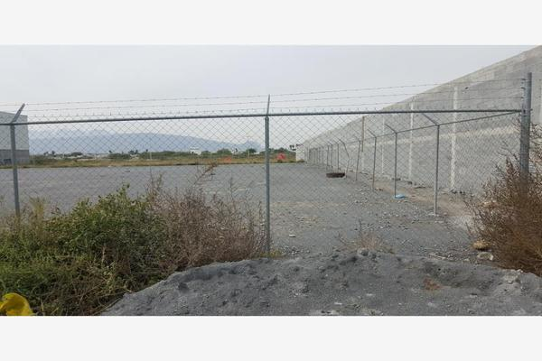Foto de terreno habitacional en venta en s/n , cosmópolis, apodaca, nuevo león, 10172342 No. 01