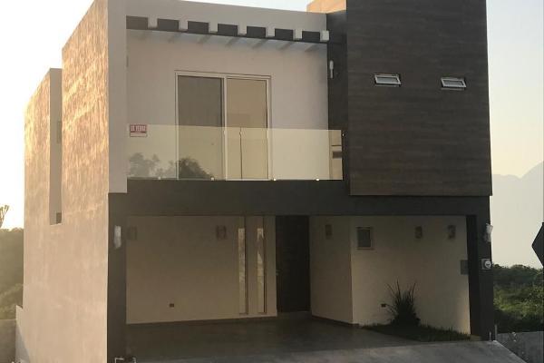 Foto de casa en venta en s/n , cumbres elite premier, garcía, nuevo león, 9959102 No. 01